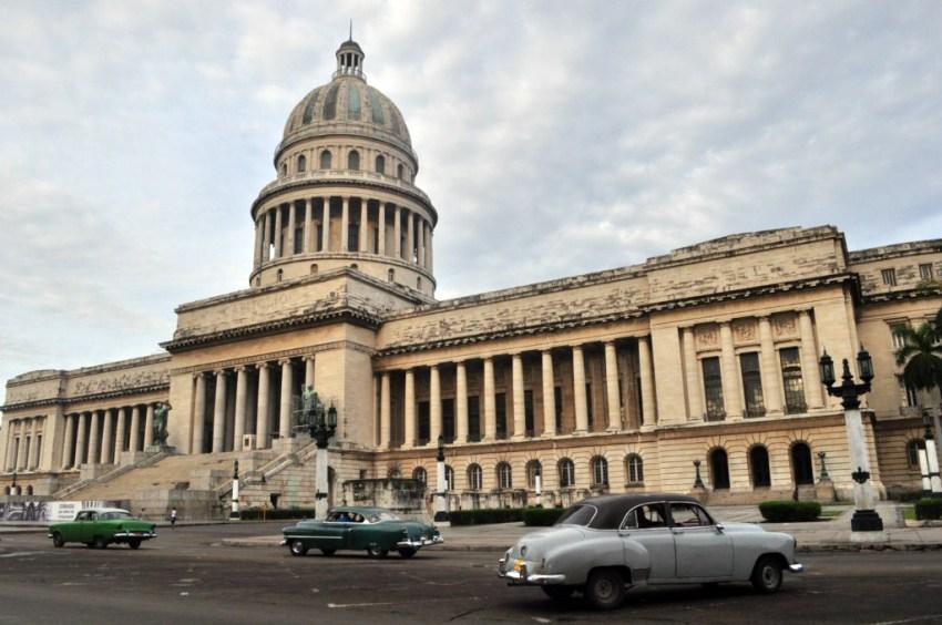 Pocos son los que saben que en el terreno que hoy ocupa el Capitolio habanero, existió una ciénaga.