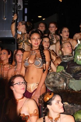 Slave Leias - Star Wars Celebration VI