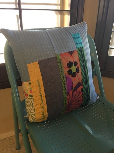 Finny's book pillow May 2016 www.africankelli.com
