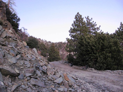 Baldy Notch Moonlit Hike (Oct 2011)