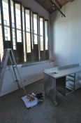Construction of Belgard Kitchen | The Settlement