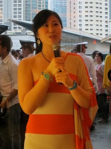 Trina Lim @ J.Co Donuts