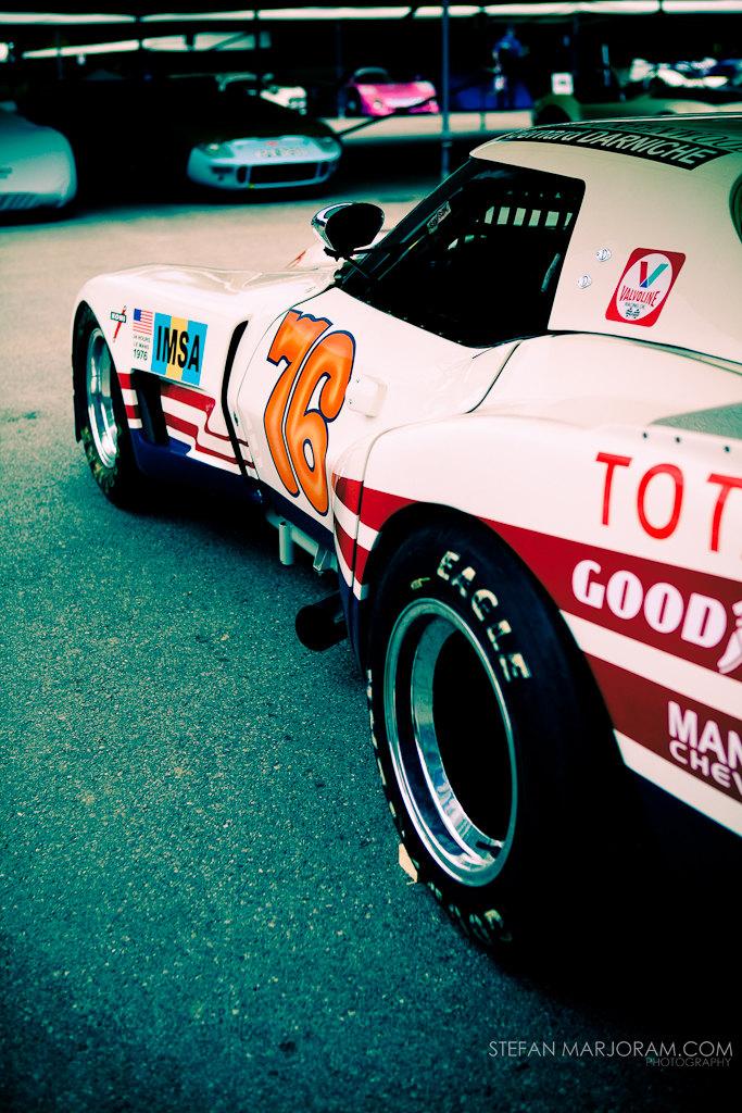 1976 Le Mans Corvette