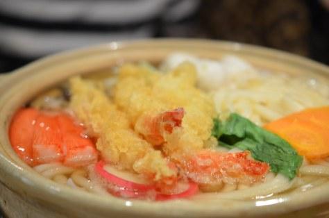 Masuya Seafood udon