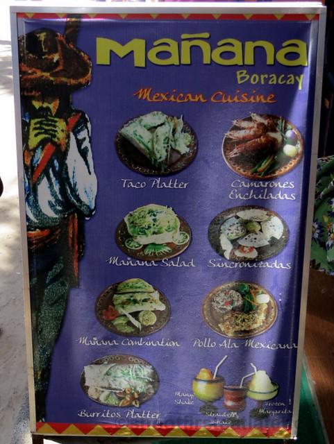Mañana Mexican Cuisine