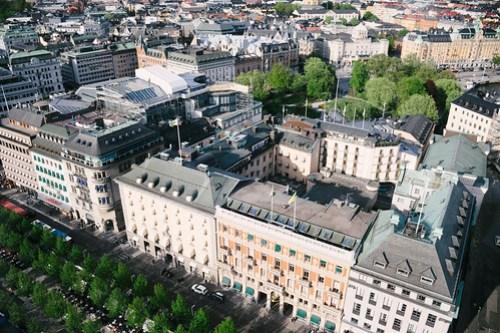 Stockholm May 2016