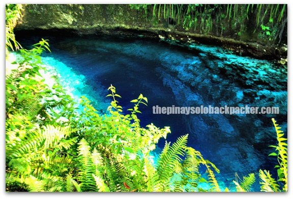 Enchanted River Hinatuan photo