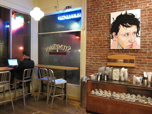 Stumptown Coffee Roasters in Belmont
