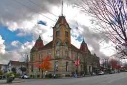 Heritage Hall, Main Street