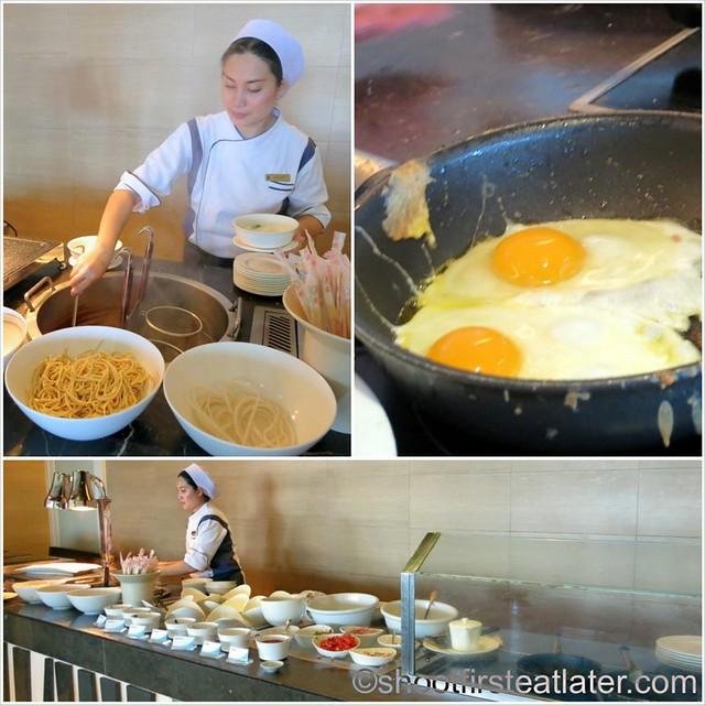 breakfast cooking station, Acqua Shangri-La Mactan-001