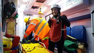 Novara Soccorso e Ambulanza del Vergante presenti all'esercitazione di maxiemergenza a Novara