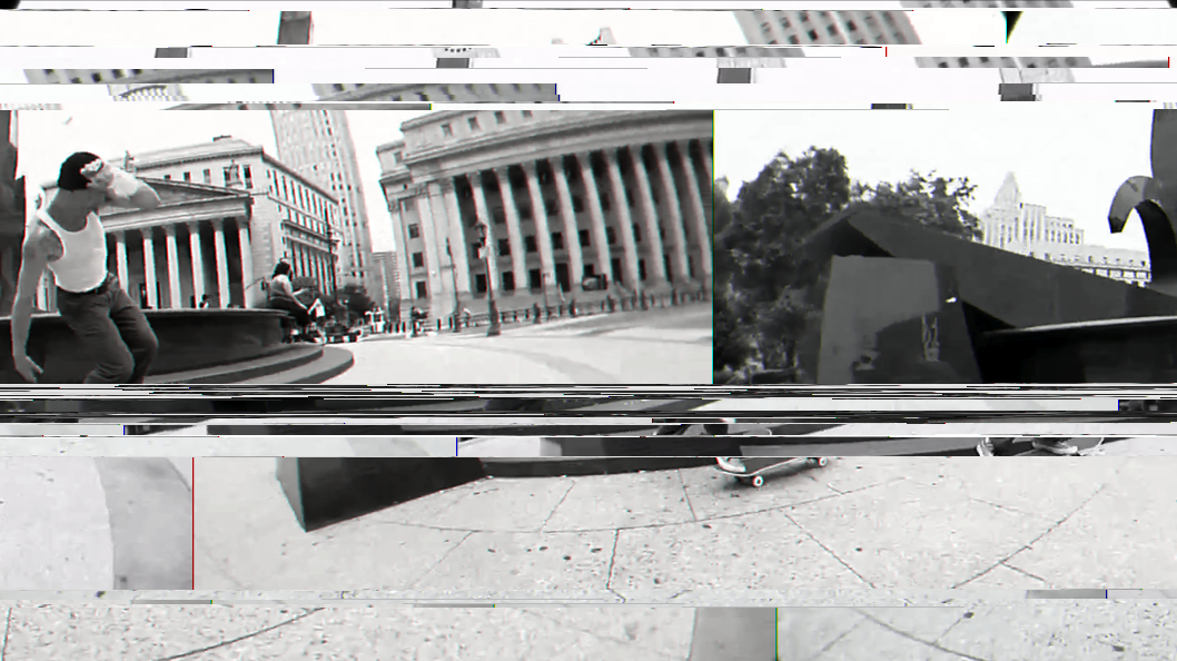 Jaosn Dill New York Screen Capture Skateboarding