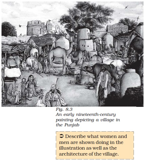 NCERT Class XII History Part 2: Theme 8   Peasants, Zamindars And The State
