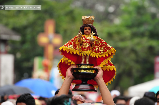 Sto. Nino procession, Cebu City, Philippines | Two2Travel