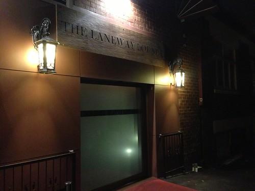 The Laneway Lounge