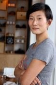 Mitsumi Kawai on opening day | Kuma Tofino