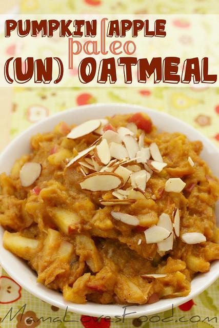 Paleo Oatmeal and Tomato Soup