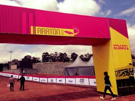 Todo listo para la edición XXXI del Maratón de la Ciudad de México