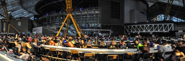Campus Party Panorama