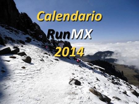 Calendario RunMX 2014