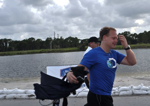 So Far, This is One of My Favorite Nik Wallenda Photos I've Snapped, Nathan Benderson Park, Sarasota, Fla., June 14, 2013