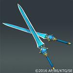 スライムの双剣
