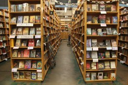Powells Books, PDX