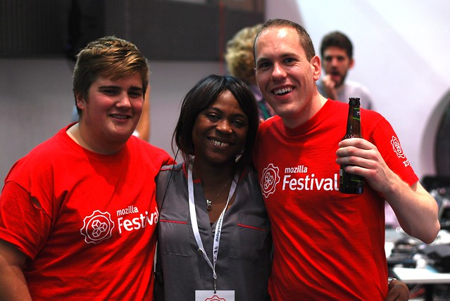 Mozilla Festival Registration