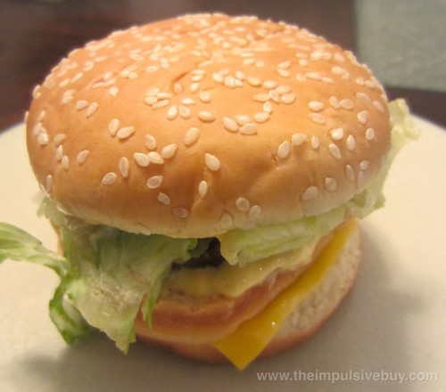 Burger King Big King Ooze