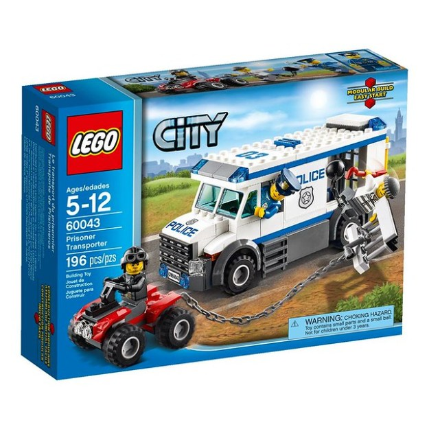 60043 Prisoner Transport