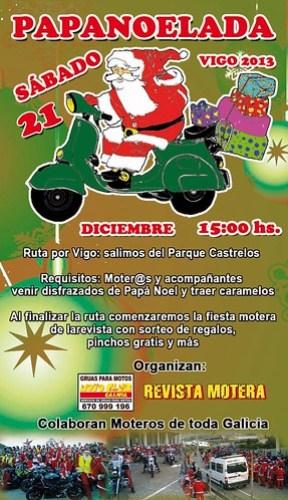Papanoelada 2013 - Vigo