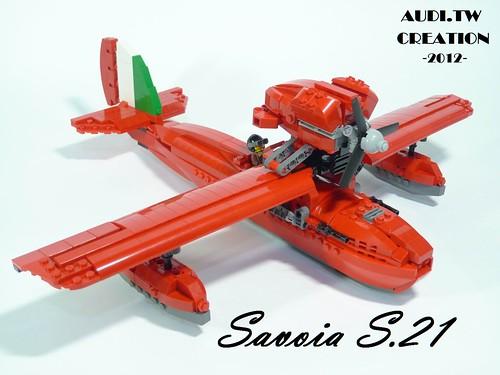 000-Savoia S.21