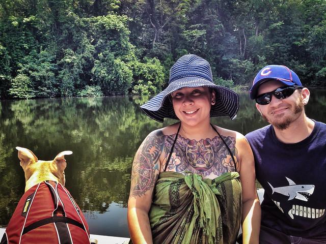 Exploring Rio Dulce-17