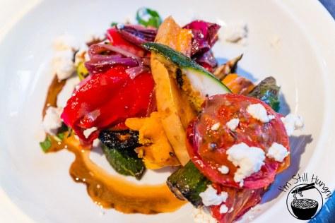 Pumpkin & roast vegetable salad jones the grocer