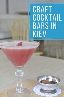 Craft Cocktail Bars in Kiev