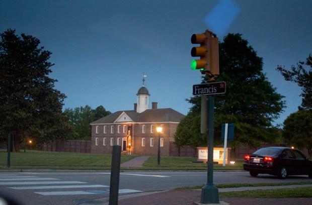 Williamsburg at Night