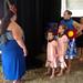 Last minute instructions from Kumu hula Snowbird Bento.