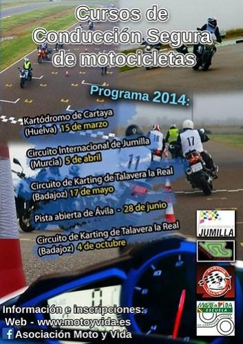 Curso de Conducción Segura de Motocicletas
