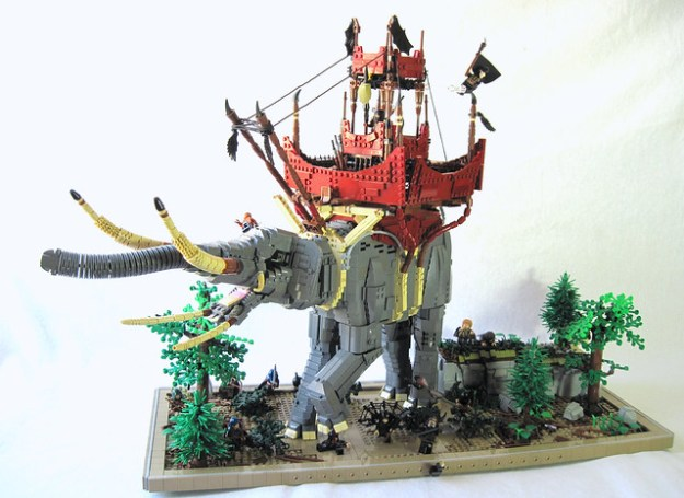 LEGO oliphaunt