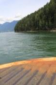 Bowen Island Day Trip - Ferry Deck