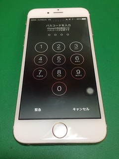 90_iPhone6の水没復旧