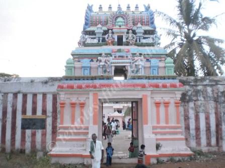 Karumbeswarar Temple, Thirukkanur