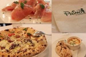 台北食記|東區 Primo trattoria♥.燈光美氣氛佳,1週年紀念日