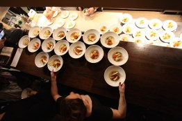 Service | West Coast Modern Dinner at Ataula | Chefs Week PDX 2015