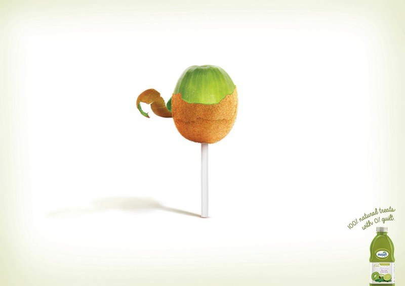 Masafi - Kiwi Lollipop