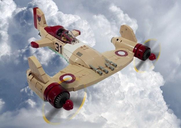 V-29 Firestorm