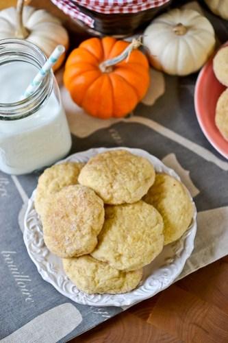 Pumpkin Snickerdoodles-10