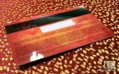 Indulge Card Price at P6,999 (back)