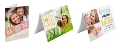 Mother's Day Photo Cards from Target