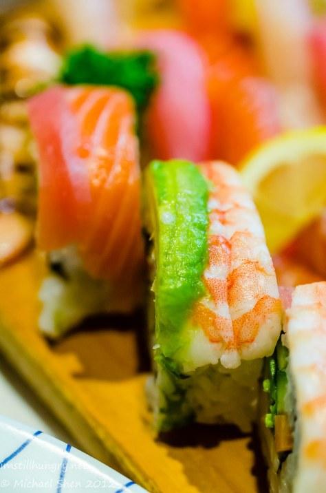Kansai assorted sushi